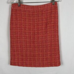 J. Crew Tweed Pencil Skirt